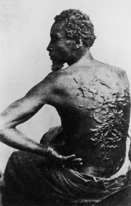 A former slave in the 1860s