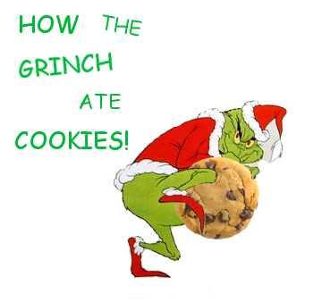 Dr. Seuss's How the Grinch Ate Cookies